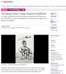 Guardian, 7 October 2008