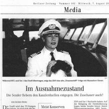 Berliner Zeitung, 7 August 2002